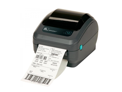 Zebra GK420 labelprinter
