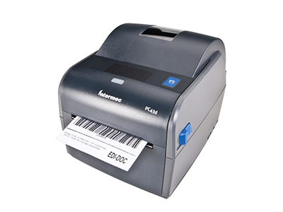 Desktop Intermec printer PC43d